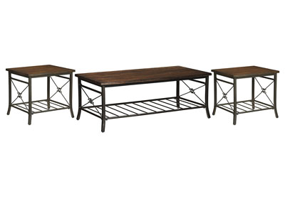 Ainsley Occasional Table (Set of 3)