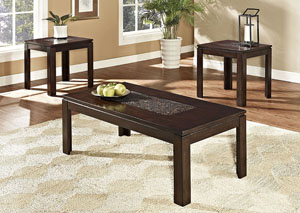 Image for Sparkle Occasional Table (Set of 3)