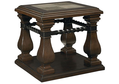 Sanmoreno End Table