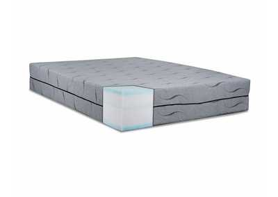 "Image for Refresh Grey 12"" Queen Mattress"