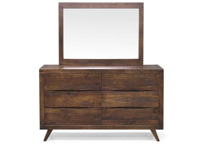 Image for Pasco Brown Dresser