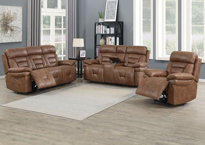 Image for Brock Cinnamon Power-2 Sofa