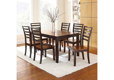 Image for Abaco Brown Dining Table