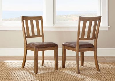 Image for Ander Brown Side Dining Chair [2/Ctn]