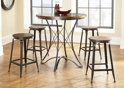 Image for Adele Birch Counter Stool