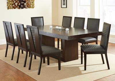 Image for Antonio Brown Gray Side Dining Chair [2/Ctn]