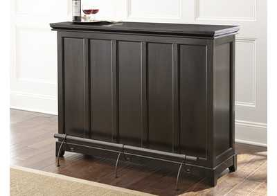 Garcia Brown Silverstone Top Counter Bar Unit