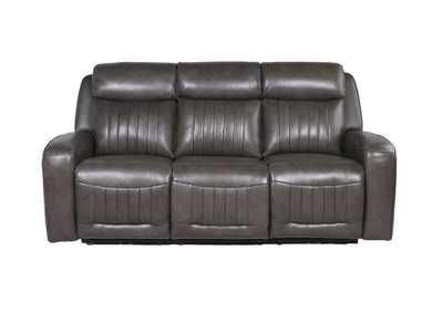 Image for Avila Brown Power-2 Sofa Slate