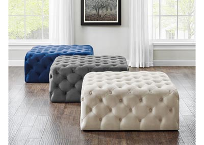 Image for Belham Three Square Tufted Ottoman Collection