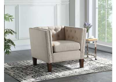 Image for Campbell Sand Accent Chair