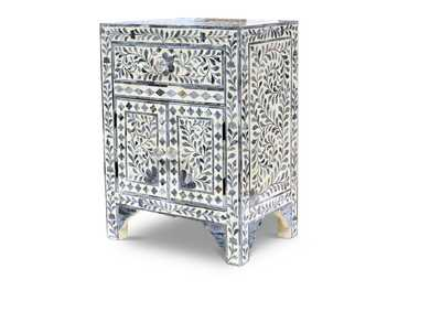 Image for Fowler Multicolor Accent Cabinet