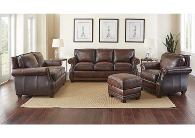 Image for Jamestown Brown Sofa