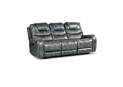 Image for Park Avenue Grey Power-3 Sofa