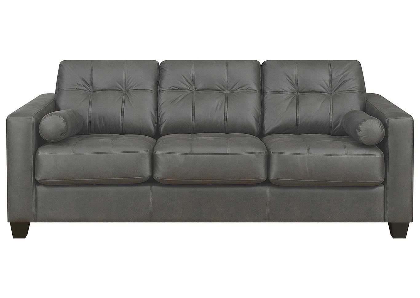 Miraculous Taba Home Furnishings Kara Gray Stationary Sofa Machost Co Dining Chair Design Ideas Machostcouk