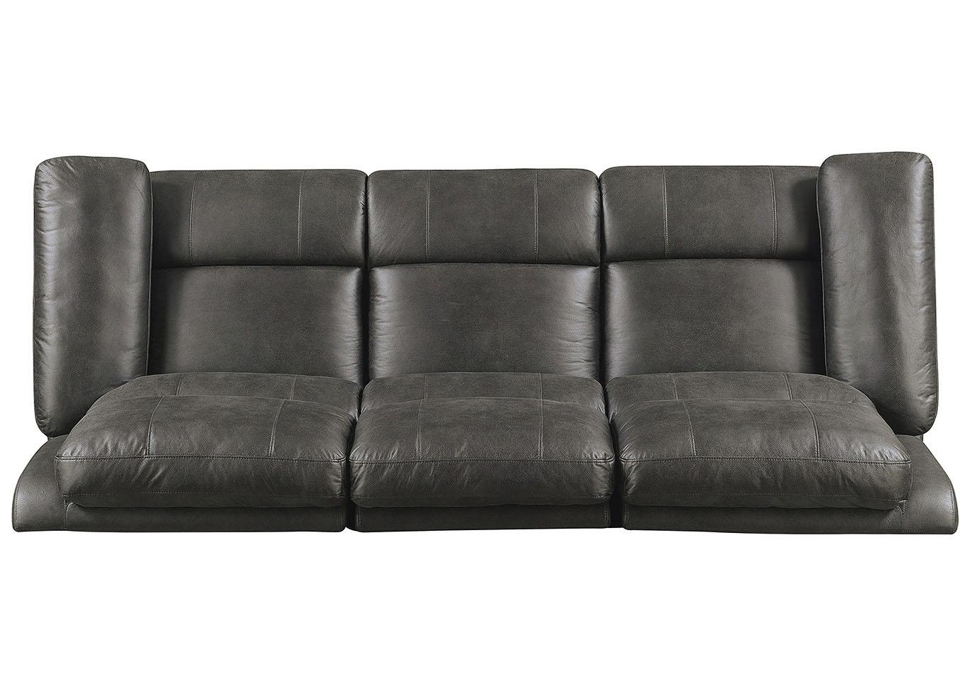 Super Best Buy Furniture And Mattress Julia Dark Gray Power Motion Machost Co Dining Chair Design Ideas Machostcouk
