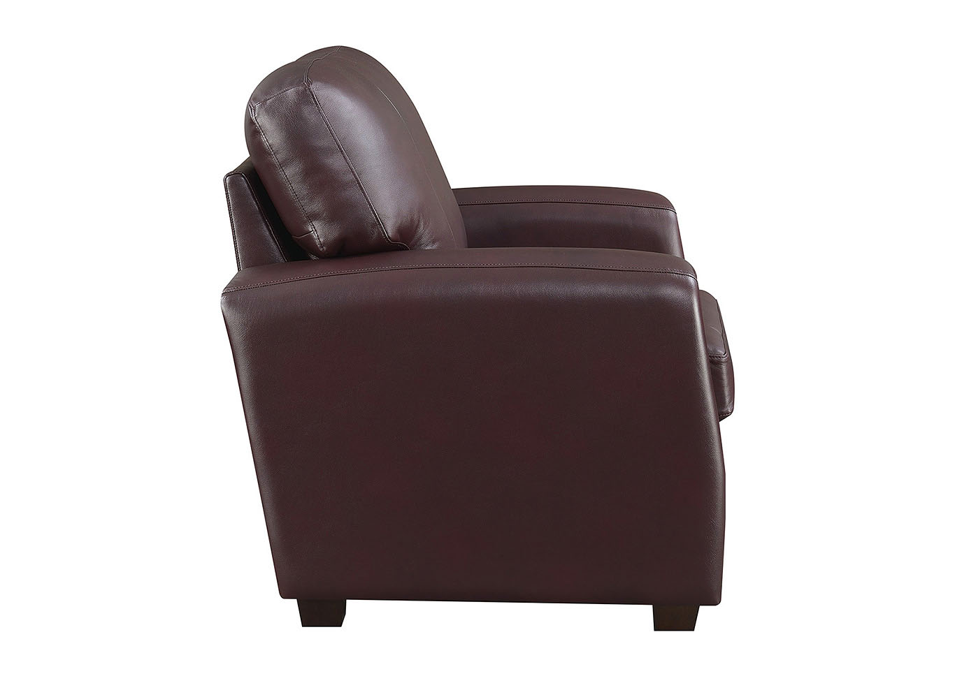 Phenomenal Best Buy Furniture And Mattress Stephanie Burgundy Leather Ibusinesslaw Wood Chair Design Ideas Ibusinesslaworg