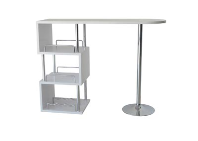 Image for Maze White Bar Unit