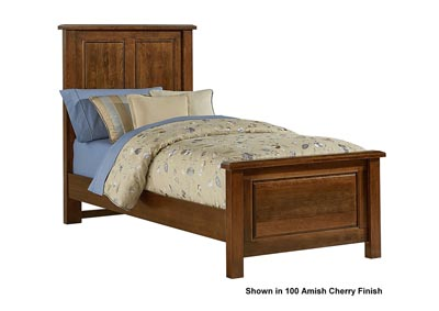 Artisan Choices Napa Upholstery King Bed w/Low Profile Footboard