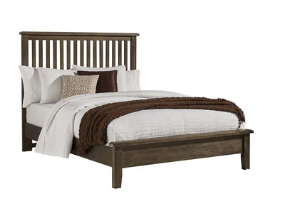 Artisian Choices  Slat King Bed