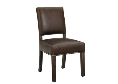 Image for Genuine Leather Side Chair