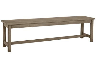 "Image for Simply Dining Makara 68"" Bench Live Edge Top"