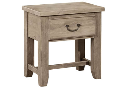 Sandstone Night Table