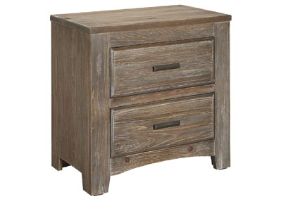 Cottage Too Kabul Night Stand - 2 Drawer