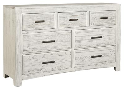 Cottage Too Celeste Triple Dresser - 7 Drawer