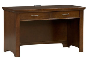 Transitions Dark Cherry 2 Drawer Laptop Desk