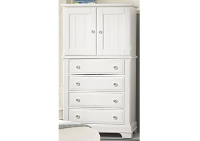 Image for Cottage Collection Mercury Vanity Chest