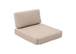 Bilander Arm Chair Cushion Beige