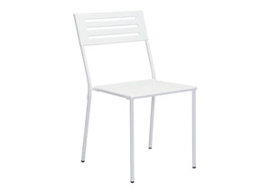 Wald Dining Chair White